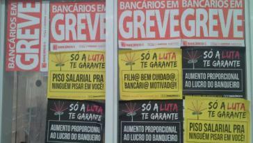 Ein Streik im Bankenwesen in Brasilien dauert bereits über drei Wochen an