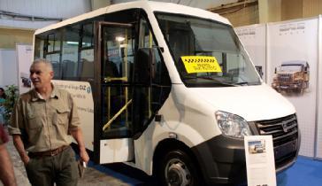Ein russischer Kleinbus der Marke GAZ gilt als möglicher Kandidat für die Zukunft der Sammeltaxis in Havanna