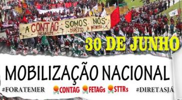 Mobilisierung für Generalstreik am Freitag – den zweiten seit April in Brasilien