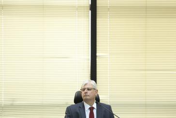 Im Visier der Temer-Verteidiger: Generalstaatsanwalt Rodrigo Janot in Brasilien