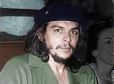 """Ernesto """"Che"""" Guevara am 2. Juni 1959"""