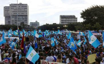 Der Streik gegen die Immunität des Präsidenten setzte die Abgeordneten unter Druck