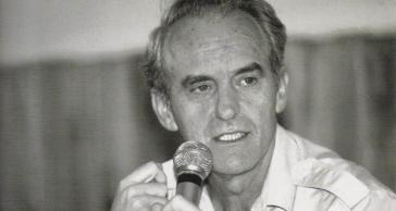 Eines der Opfer des Massakers: der spanische Philosoph, Theologe und Schriftsteller Ignacio Ellacuría