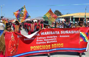 Am 2. August wird in Bolivien an die Gründung der Gemeindeschule von Warisata im Jahr 1931 erinnert
