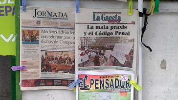 Die Kritik am neuen Strafgesetzbuch nimmt zu, die Proteste gehen weiter