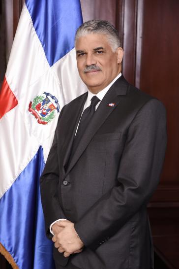 Dominikanischer Außenminister Miguel Vargas: Anerkennung der Volksrepublik China verkündet