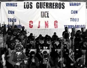 Das Kartell Jalisco Neue Generation (CJNG) zählt derzeit zu den einflussreichsten Verbrechergruppen Mexikos