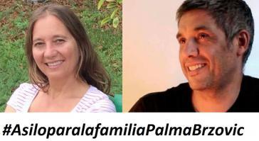 In Frankreich fordert ein Komittee Asyl für die Familie Palma Brzovic