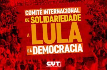 Auch Brasiliens Gewerkschaftszentrale CUT war an der Gründung des Solidaritätskomitees beteiligt