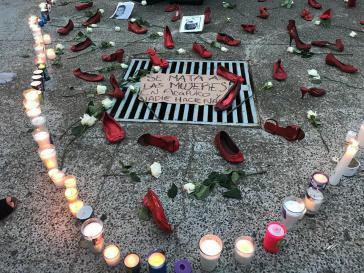 """Protest gegen Frauenmorde in Mexiko: """"Frauen in Acapulco werden ermordet und niemand tut etwas"""""""