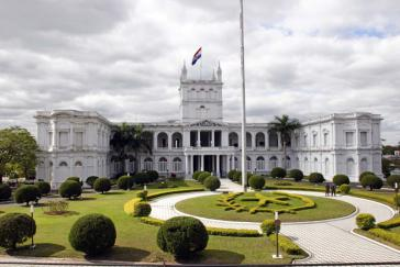 Der neu gewählte Präsident wird am 15. August in den Palacio de los López in Asunción einziehen