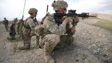 Das US-Militär hat in Argentinien Militärübungen durchgeführt. Im Land ist das umstritten