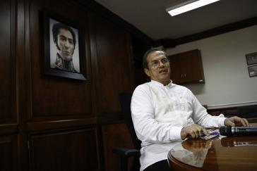 Mexiko hat anerkannt, dass der ehemalige Außenminister von Ecuador, Ricardo Patiño, politisch verfolgt wird und ihm deswegen Asyl erteilt