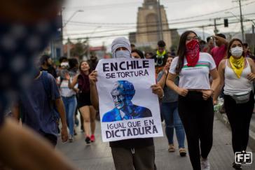 """""""In Chile wird gefoltert - wie in der Diktatur"""""""