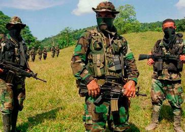 Die Paramilitärs agieren weiterhin in Kolumbien und sind für viele Menschenrechtsverbrechen verantwortlich