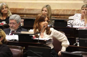 Wird Ex-Präsidentin Cristina Fernández de Kirchner erneut zur Präsidentschaftswahl antreten?