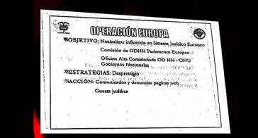 "DAS-Dokument zu ""Operation Europa"""