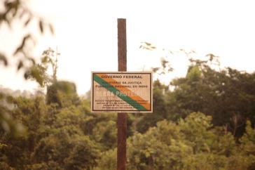 Brasiliens Regierung will indigene Schutzgebiete zur wirtschaftlichen Nutzung freigeben