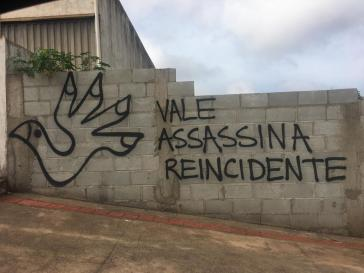 Protest gegen Vale-Konzern in Brasilien