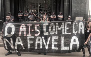 """""""Das AI-5 wird in der Favela umgesetzt"""""""