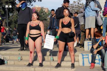 """Damals wie heute: """"Der chilenische Staat demütigt, foltert, vergewaltigt, mordet"""". Auch im Andenland müssen Frauen weiter um ihre Rechte kämpfen"""