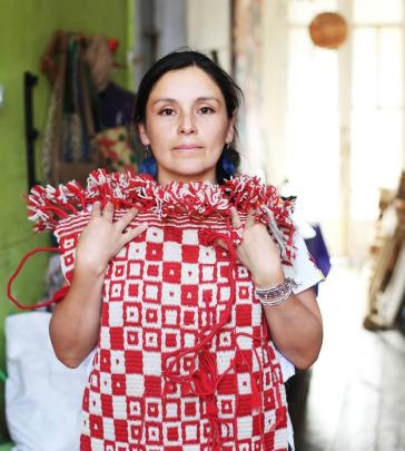 Zum Weltfrauentag 2019 sendet uns die Mapuche-Aktivistin eine Botschaft aus Chile