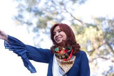 Dreieinhalbstündige Verteidigung: Designierte Vize-Präsidentin von Argentinien, Cristina Fernández de Kirchner