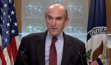 Der Sonderbeauftragte der US-Regierung für Venezuela, Elliot Abrams