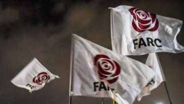 Die Mitglieder der Farc-Partei in Kolumbien erleben eine bedrohliche Lage