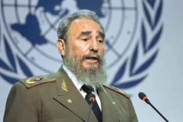 Fidel Castro warnte bei der UN-Konferenz 1992 vor massiven Umweltzerstörungen