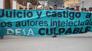 Copinh fordert die Bestrafung der Anstifter des Mordes an Berta Caceres