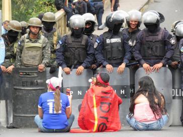 An demokratischen Regungen geblieben ist in Honduras alleine der Aktivismus der Bevölkerung