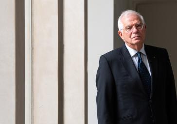 """Spaniens Außenminister Borrell: USA """"wie ein Cowboy"""""""