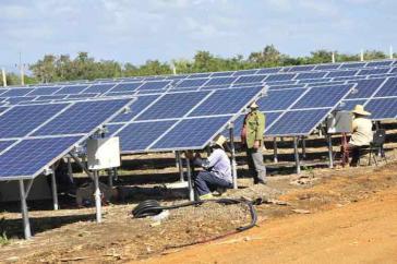 Bald auch auf privaten Dächern? – Solaranlagen in Kuba