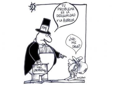 """IWF:""""Dein Problem ist die Ungleichheit und die Armut"""" ‒ """"Sag bloß?"""""""