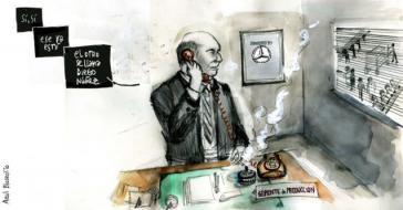 Mercedes-Benz Argentina wird unter anderem vorgeworfen, Namen von Gewerkschaftern an das Militär weitergegeben zu haben