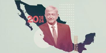 Andrés Manuel López Obrador (Amlo) hat, so wird erwartet, die erste fortschrittliche Regierung seit fast einem Jahrhundert in Mexiko übernommen