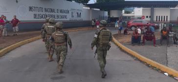 Wird die Regierung von Mexiko ihrem Anspruch gegenüber Migranten gerecht?