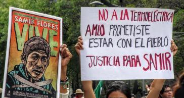 Lokale Gemeinden wehren sich gegen das Wärmekraftwerk in Huexca