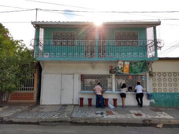 """Dieser kleine Laden wurde im Juni 2018 zweimal von bewaffneten """"Tranquistas"""" überfallen"""