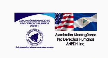 Das Logo der nicaraguanischen Menschenrechtsorganisation