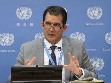 Kritik an Ecuador: UN-Sonderberichterstatter Nils Melzer