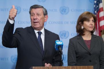 Der Außenminister von Uruguay, Rodolfo Nin Novoa, reagierte umgehend auf die Reisewarnungen aus den USA