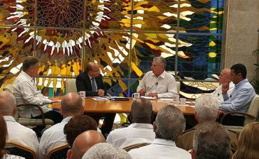 Der kubanische Präsident, Díaz-Canel, hat Engpässe bei der Energieversorgung für die kommenden Wochen angekündigt