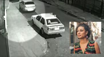 Die linke Politikerin und schwarze Aktivistin Marielle Franco wurde am 14. März 2018 Opfer eines Hinterhaltes.