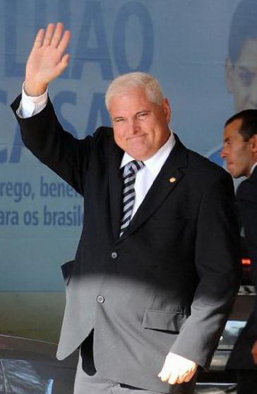 Der ehemalige Präsident von Panama steht vor Gericht