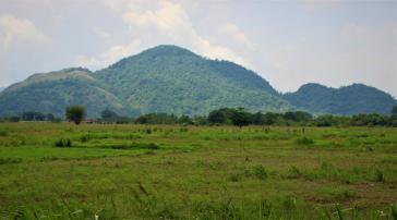 Der Cerro La Vieja im venezolanischen Bundesstaat Lara
