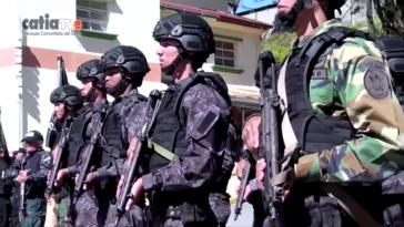 In der Kritik: Faes-Polizeieinheiten in Venezuela