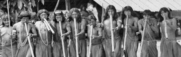 Die Waiãpi leben an der Grenze zu Französisch Guyana