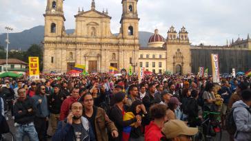 Die Proteste in dieser Woche wandten sich vor allem gegen die Verschärfung der Überwachung und Repression